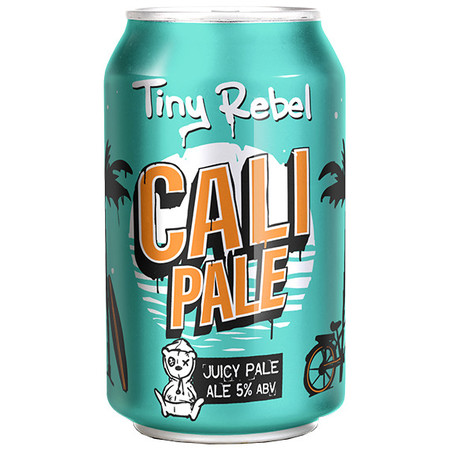 Tiny Rebel: Cali Pale 6 pack 5%