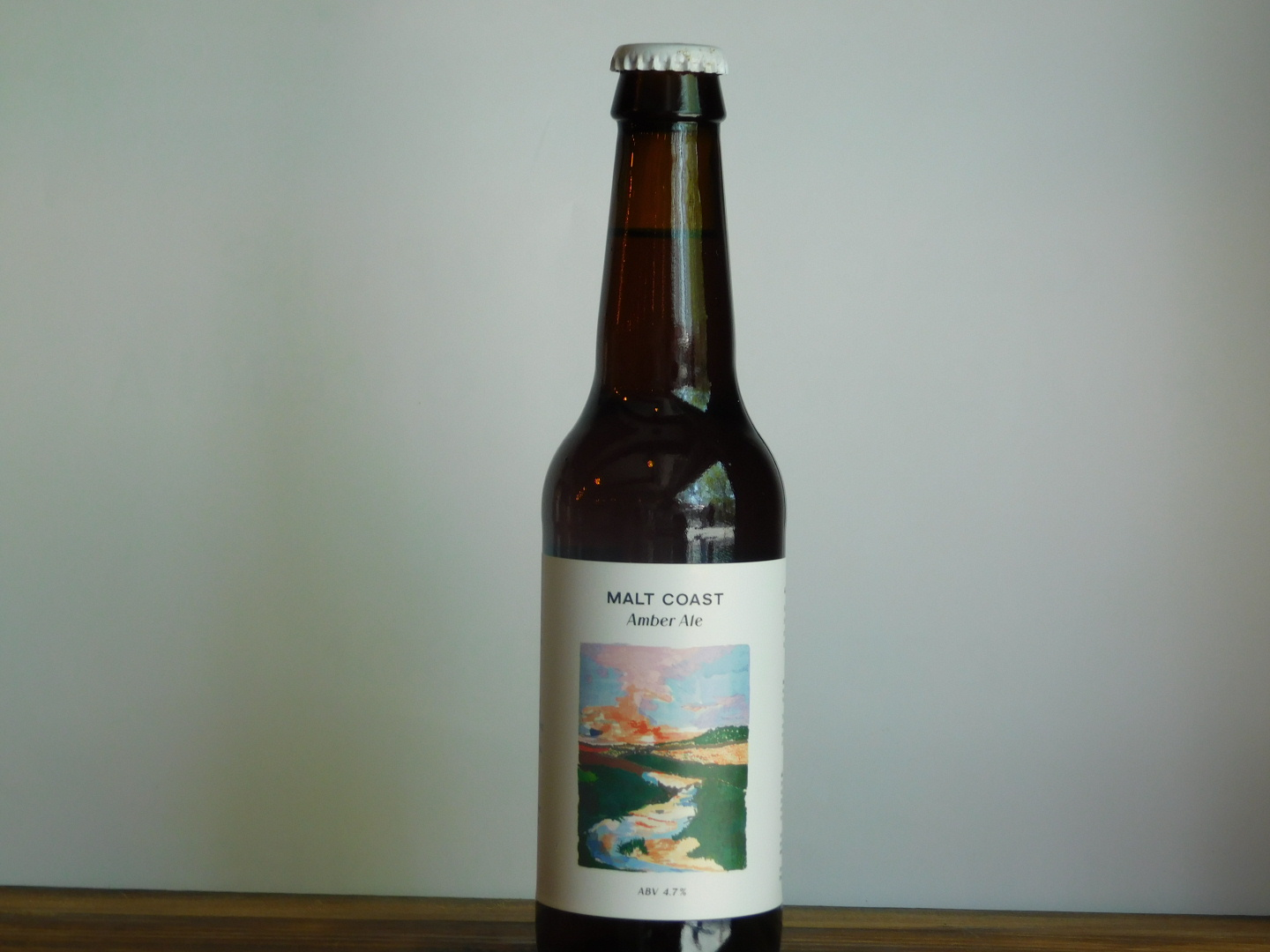 Malt coast amber ale pack of 6