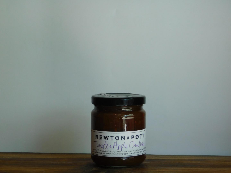 Newton & Pott Tomato/Apple Chutney