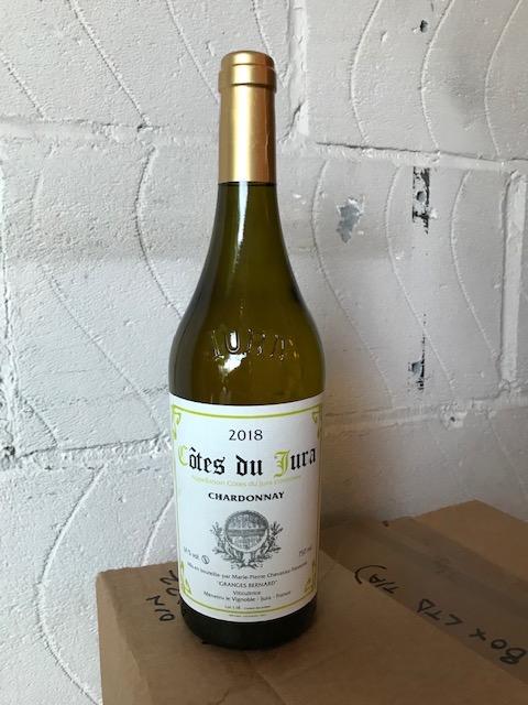 Chevassu Chardonnay Sous Voile Jura