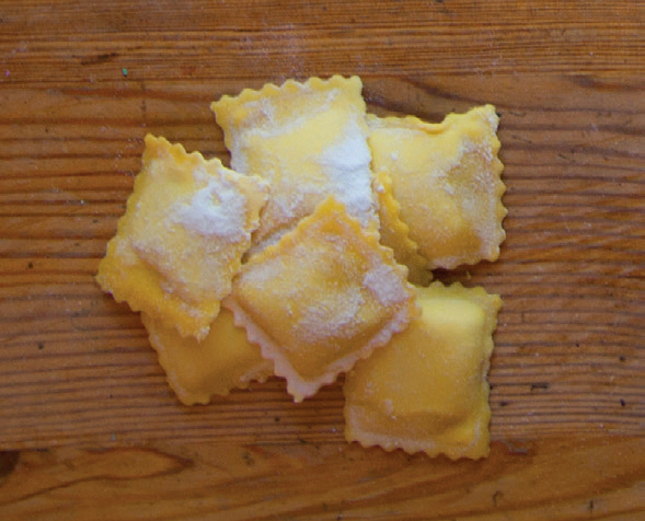Ravioli Fresh Pasta