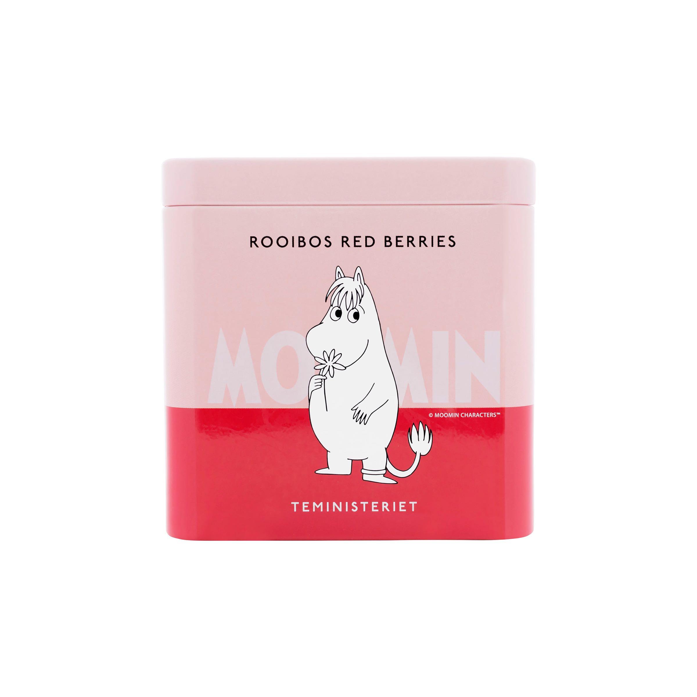 Teministeriet Moomin Te- Rooibos Red Berries