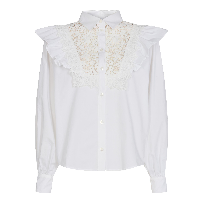Heather Lace Shirt