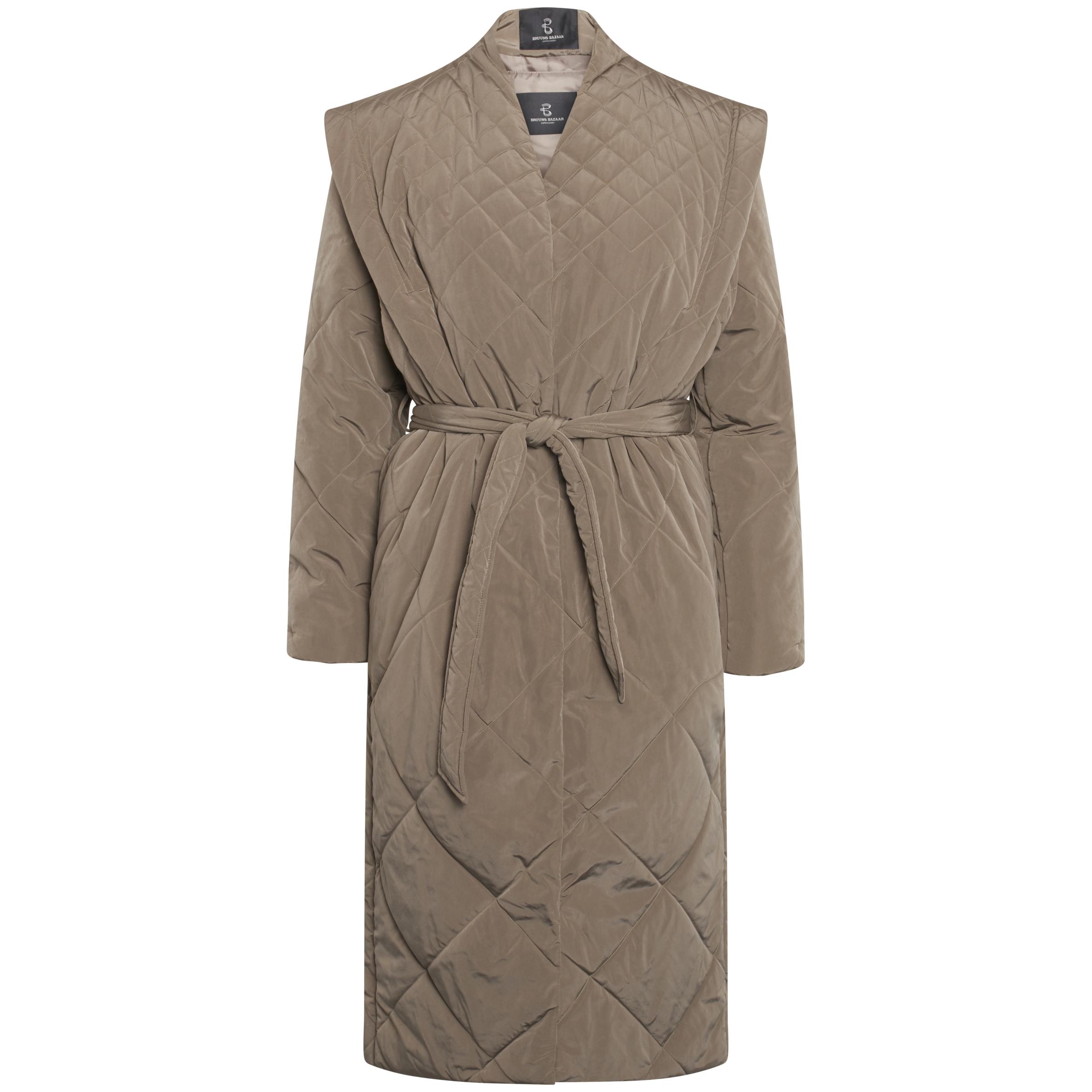 Hyacinth Coat