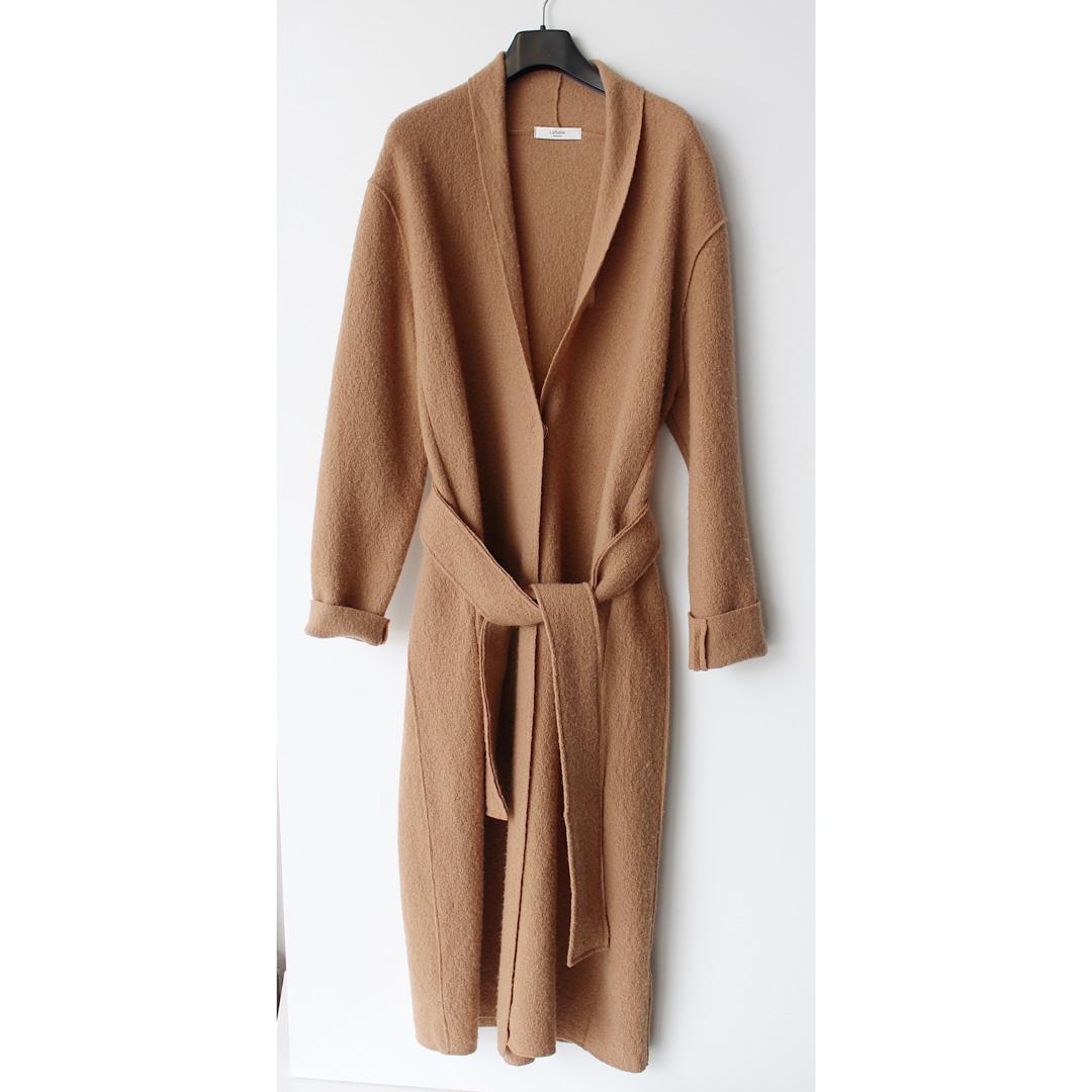 Shawl neck Coat