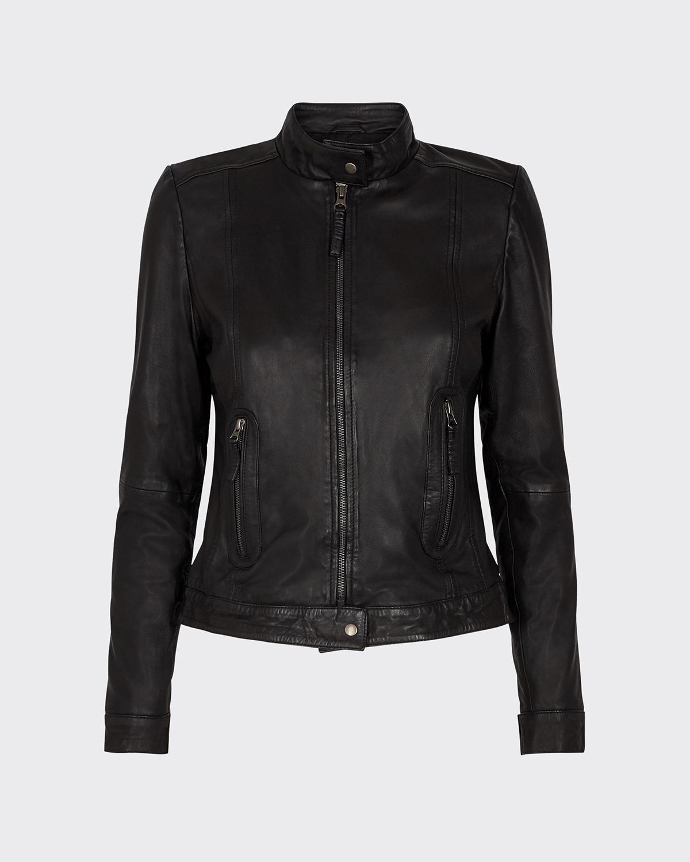Becksy Leather Jacket