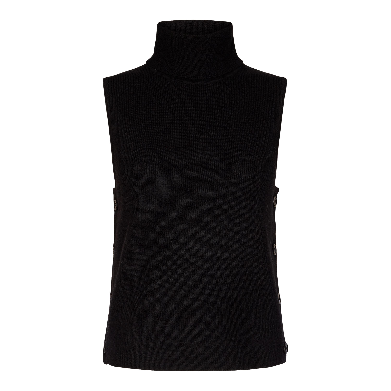 Lucy Button knit vest