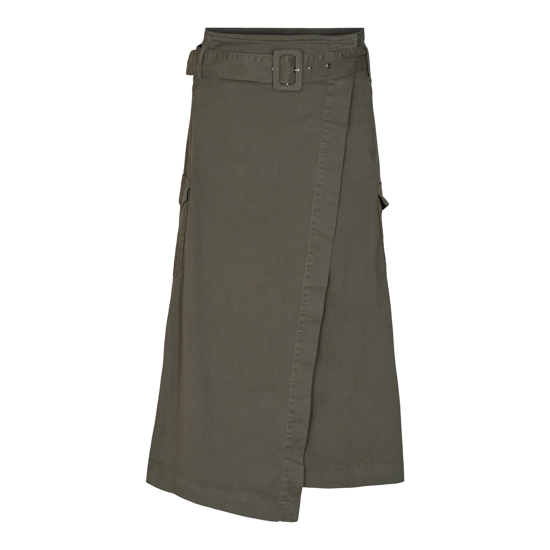 Jessi Wrap Skirt