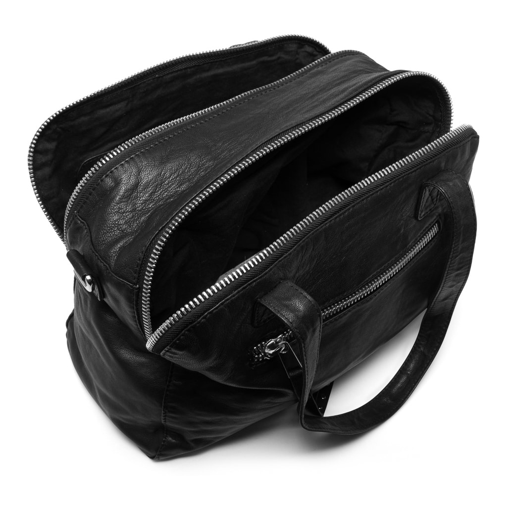 Large Bag two zippers