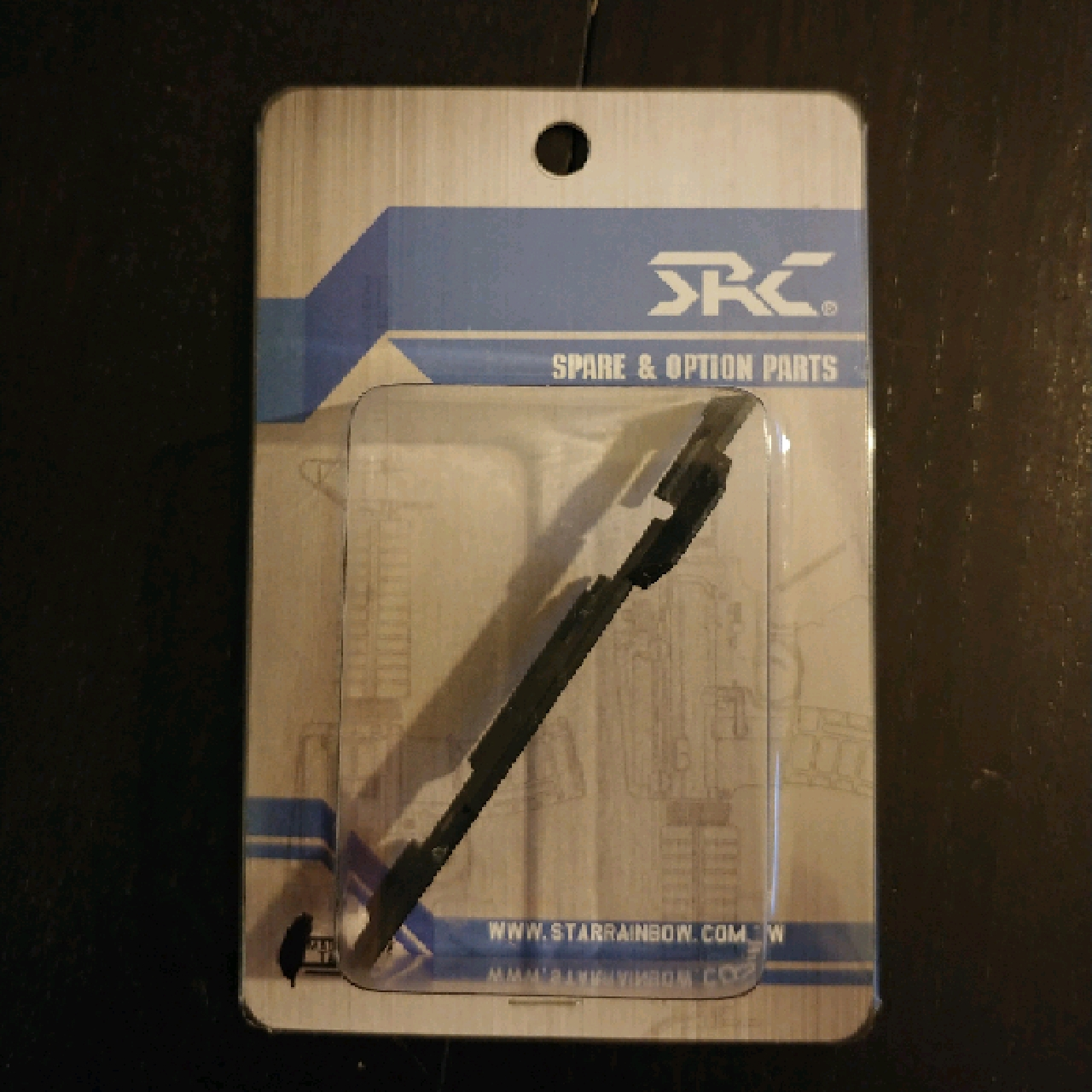 SRC selectorplate för G36
