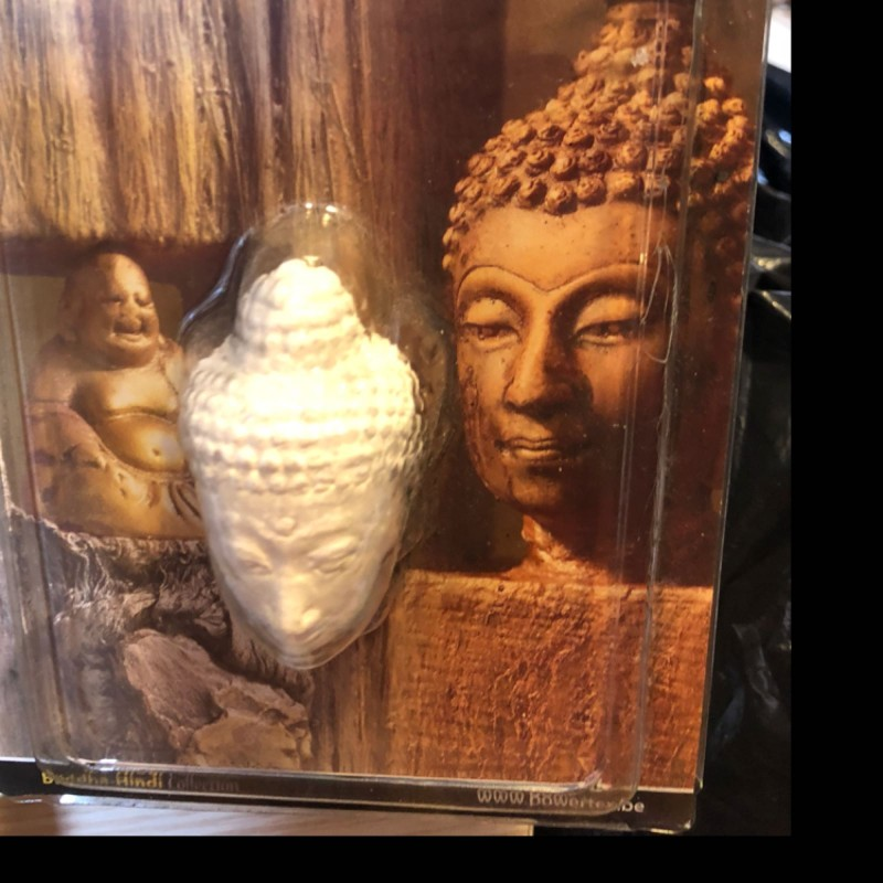 Buddha litet huvud