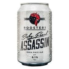 Baby Faced Assassin Rooster Brewing