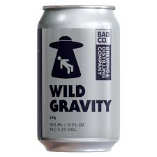 Bad Co Brewing Wild Gravity IPA