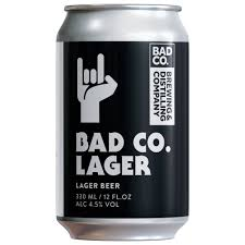 Bad Co Brewing Lager