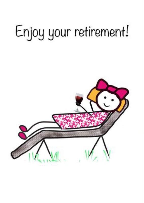 Retirement Girl (FDE07)