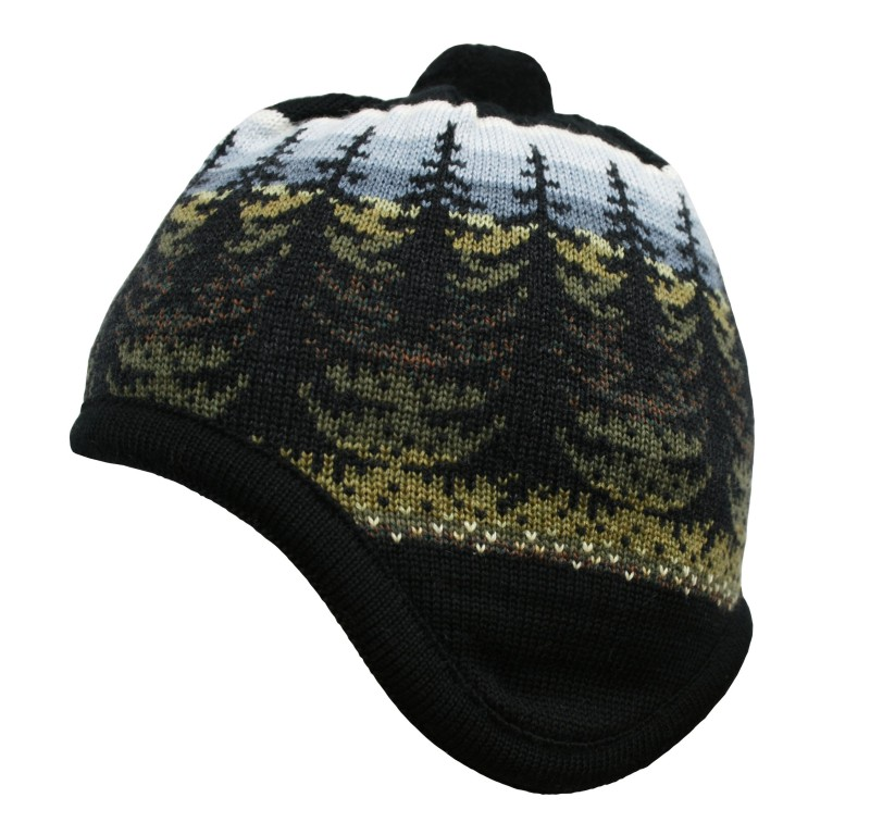 Forest pipo Woolen