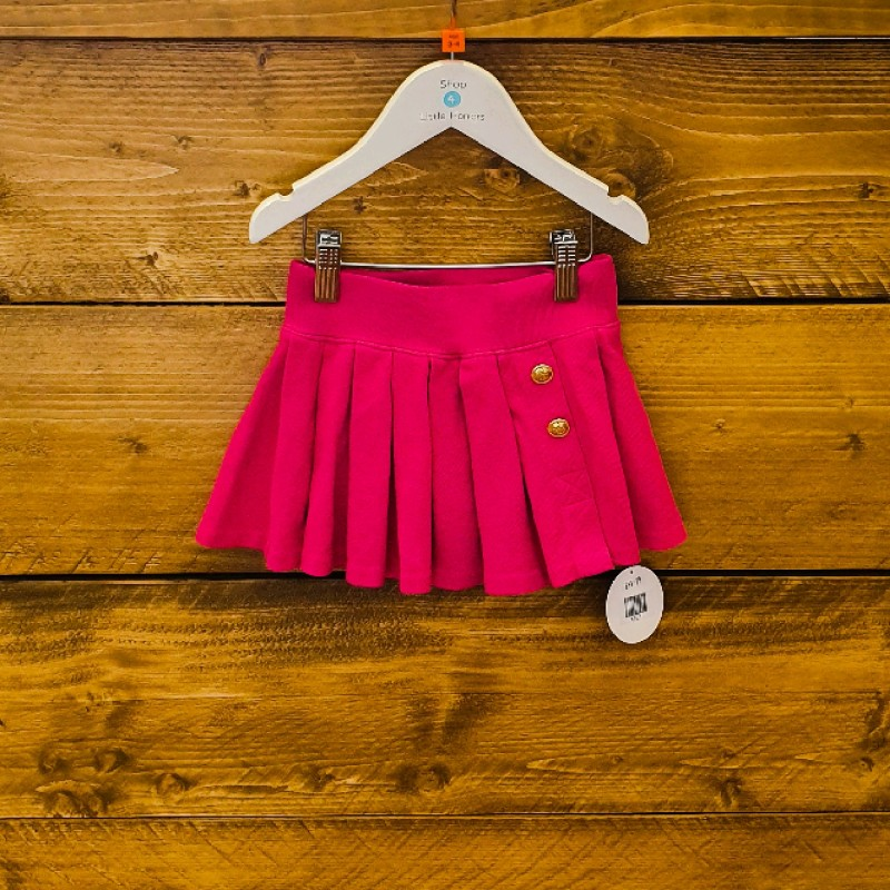 RALPH LAUREN SKIRT/SHORTS PINK 3YR