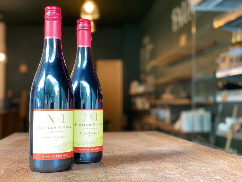 Sixteen Ridges  - English Wine