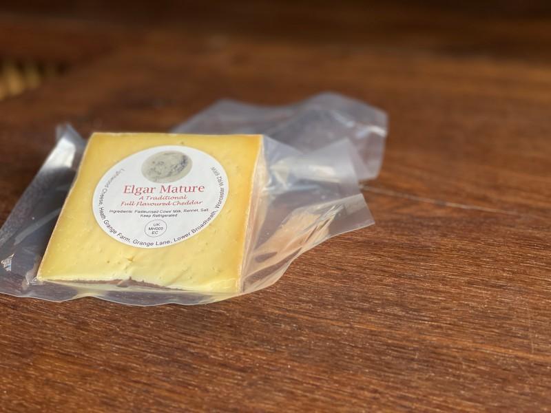 Lightwood Cheese - Elgar Mature Cheddar