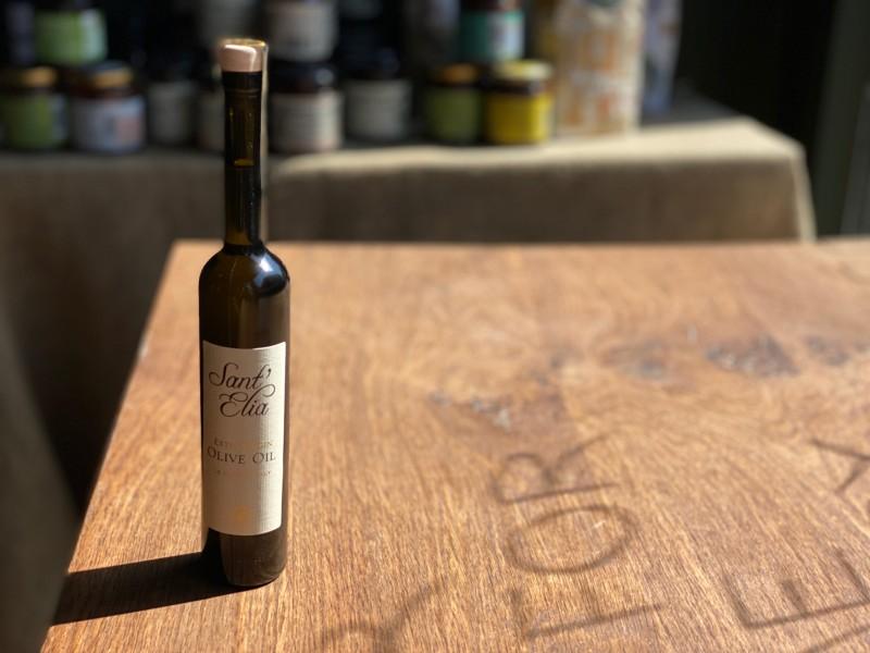 Sant' Elia - Extra Virgin Olive Oil (100ml)