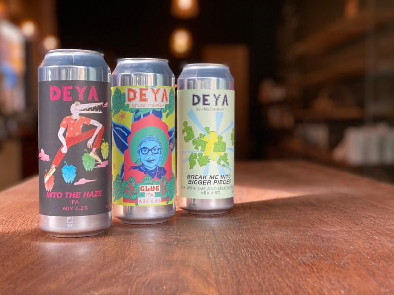 Deya Brewing Company - Pale Ale (500ml)