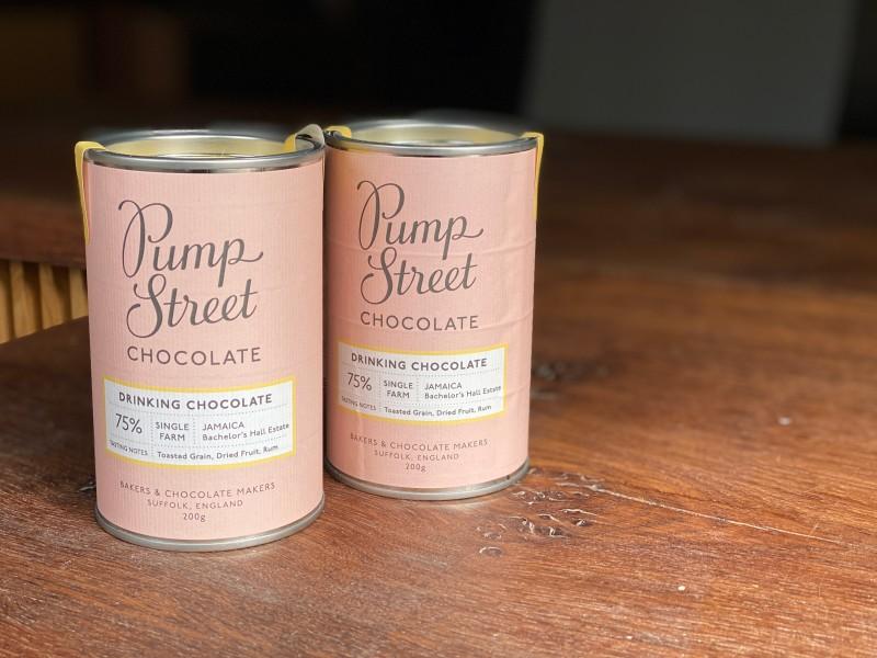 Pump Street - Hot Chocolate
