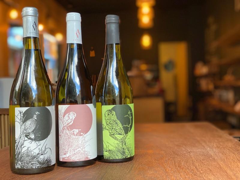 Astley's Vineyard - English Wine