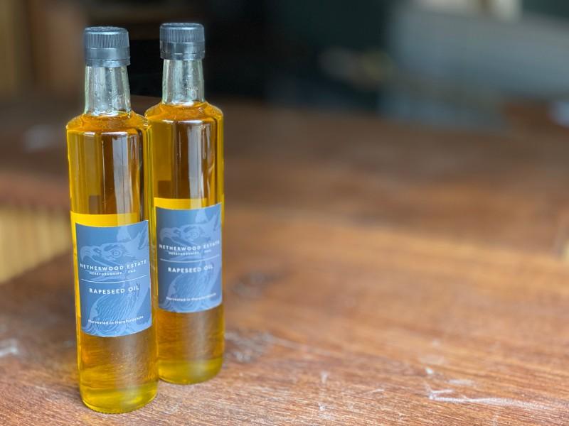Netherwood Estate - Rapeseed Oil