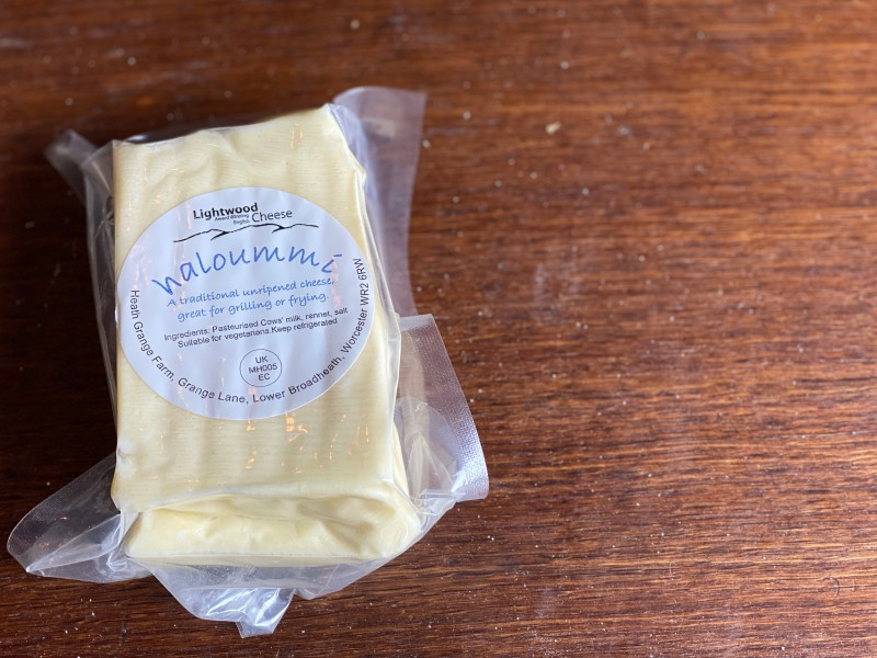 Lightwood Cheese - Halloumi