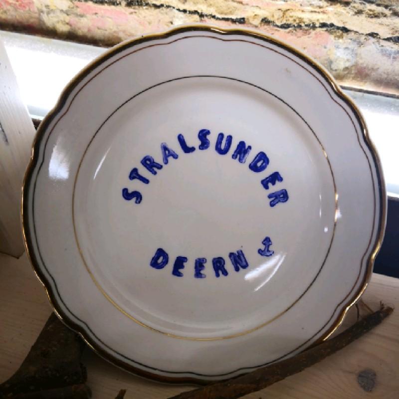 Fischereidesign - Teller Keramik