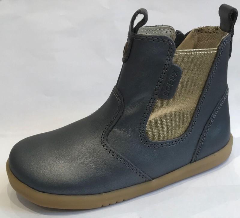 Bobux IW Jodhpur Boot Charcoal Shimmer