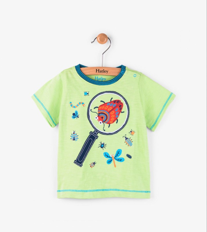 Hatley Bugology Mini Tee