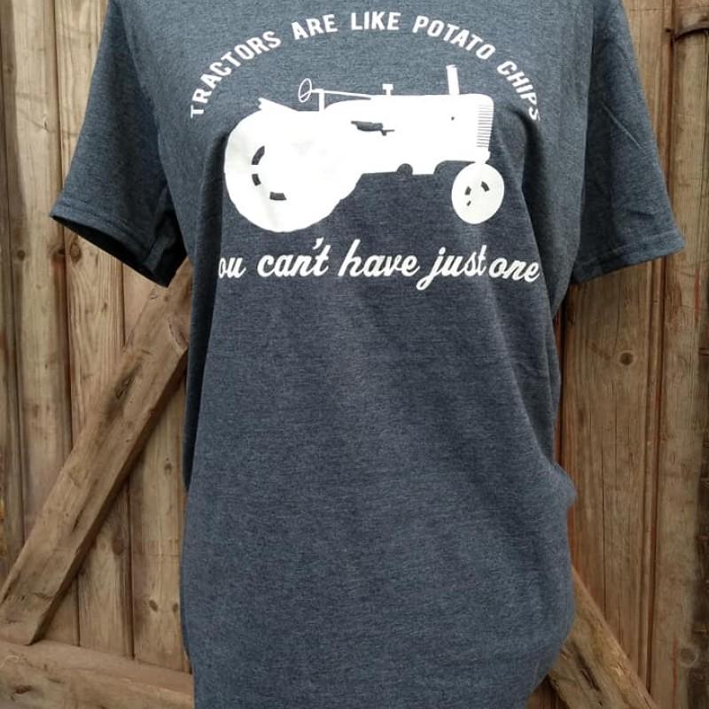 T-shirt Tractors