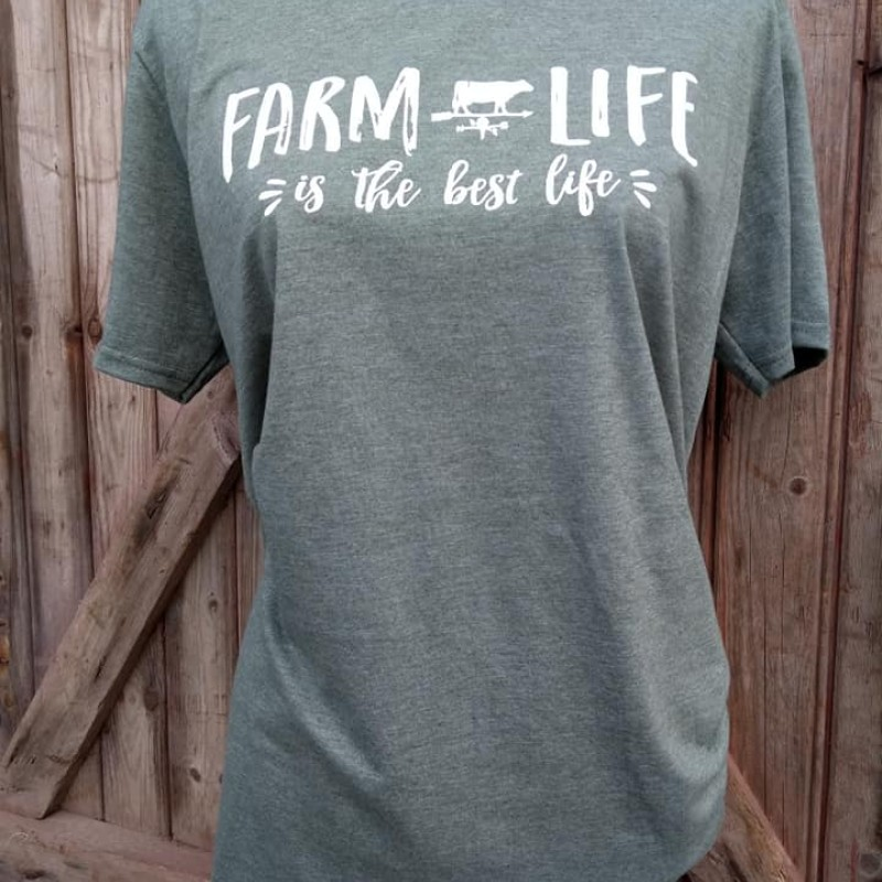T-shirt Farm Life
