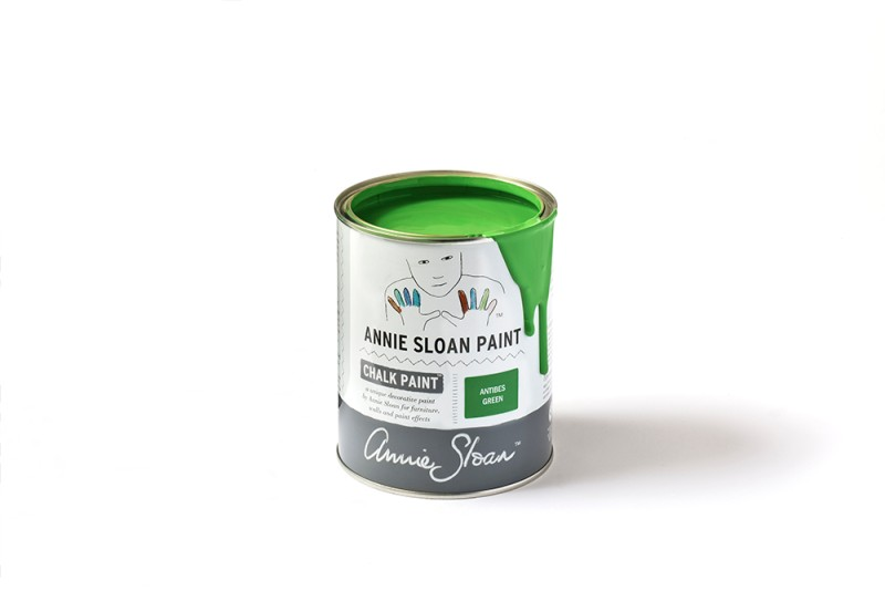 Chalk Paint Antibes Green 1L