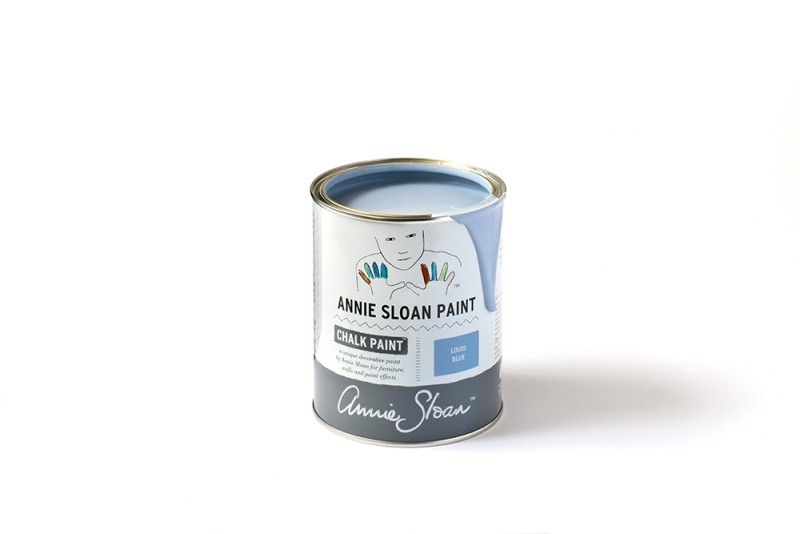 Chalk Paint Louis Blue 1L
