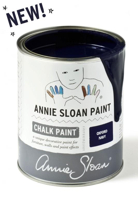 Chalk Paint Oxford Navy 1l
