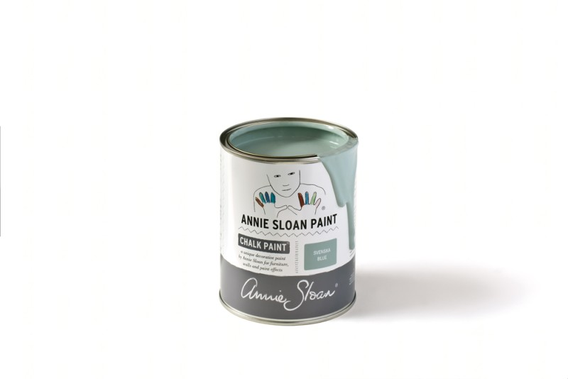 Chalk Paint Svenska Blue 1 L