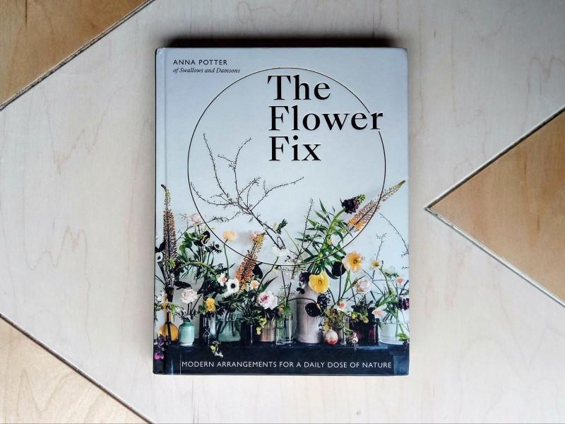 The Flower Fix, Anna Potter (pre-order)