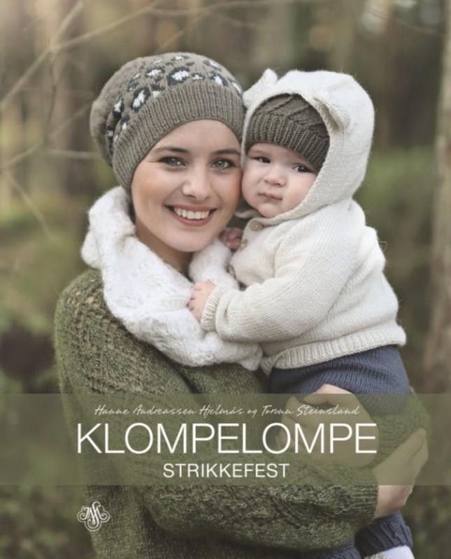 Strikkebok : KlompeLOMPE strikkefest