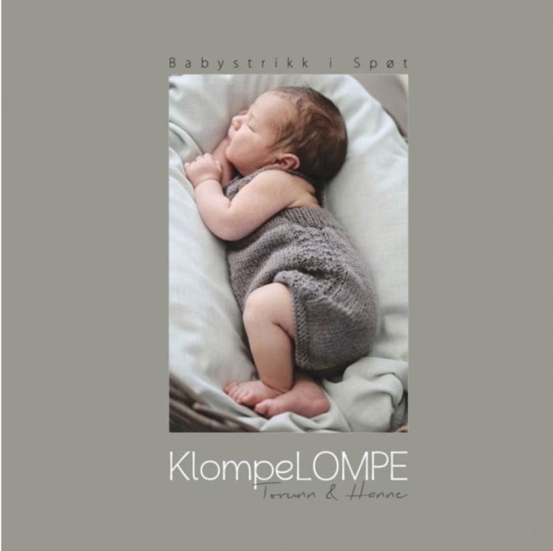KlompeLOMPE : babystrikk i SPØT