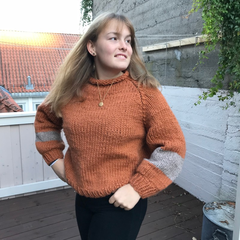 garnpakke : Andrine