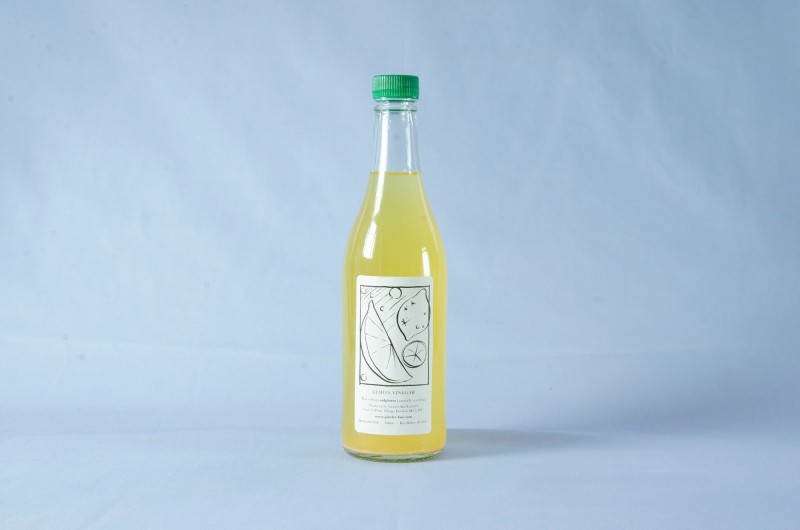 Lemon Vinegar