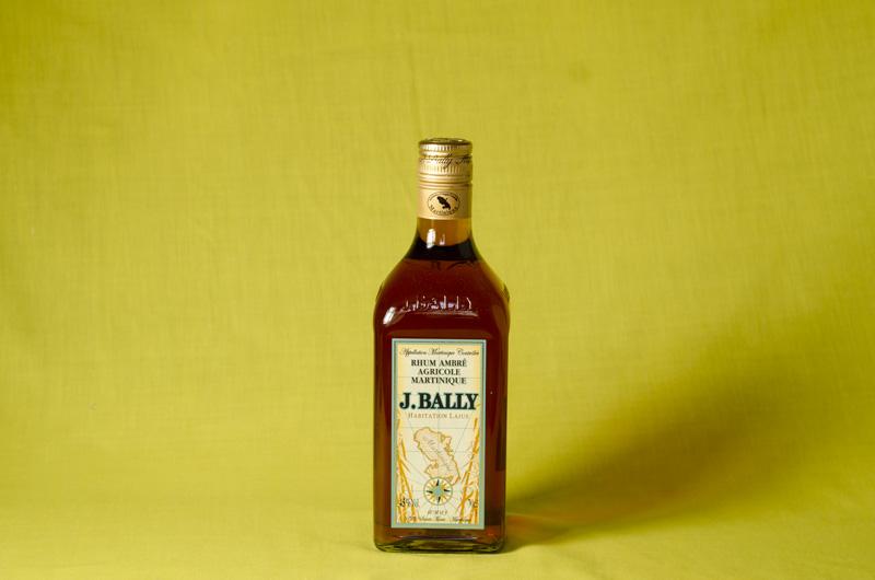 J. Bally Rhum Ambre Rum 40% ABV 50cl