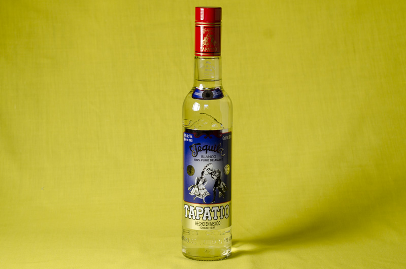 Tapatio Blanco Tequila 50cl 40%