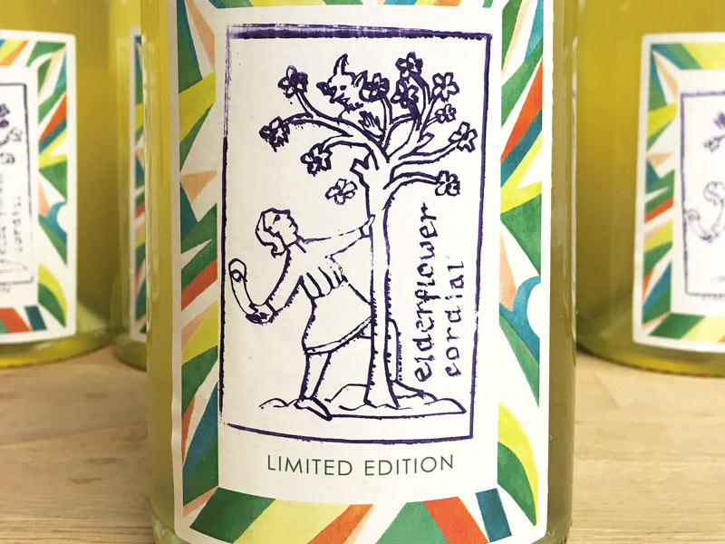 Elderflower Limited Edition 75cl