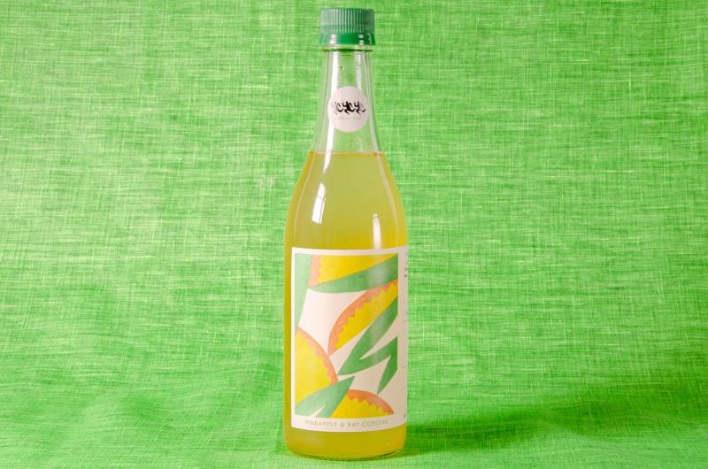 Pineapple & Bay Cordial