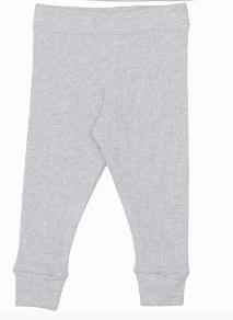 Cribstar Ribbed Lounge Pant - Grey