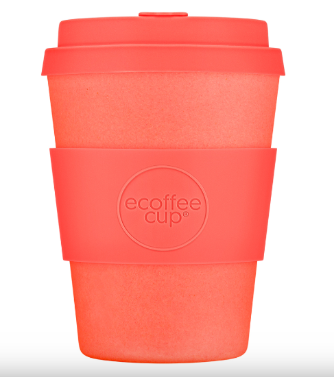 ecoffee cup - Mrs Mills 12oz