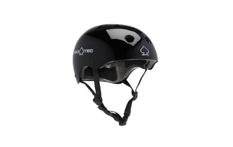Protec Helmet Black